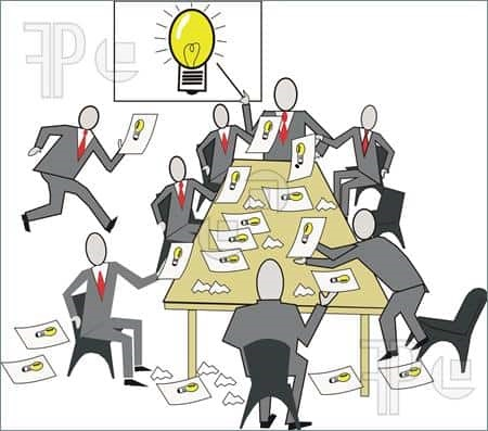 ý tưởng chủ đề là một trong những quy trinh tổ chức sự kiện